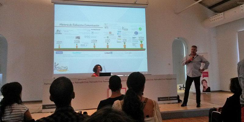 Jornadas de Periodismo Digital en PalmaActiva