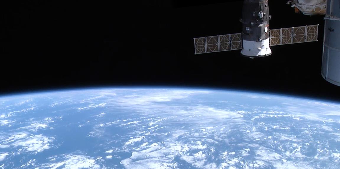 La Tierra en streaming desde el espacio