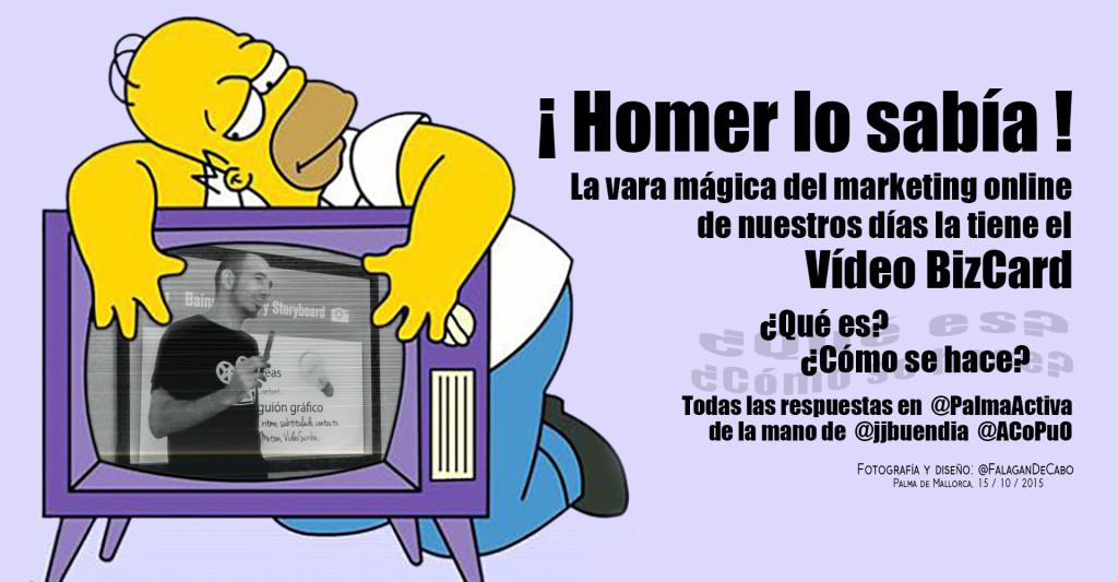 Video BizCard. Juanjo Buendía. ACoPuO. Fotografía y Diseño por Héctor Falagán De Cabo