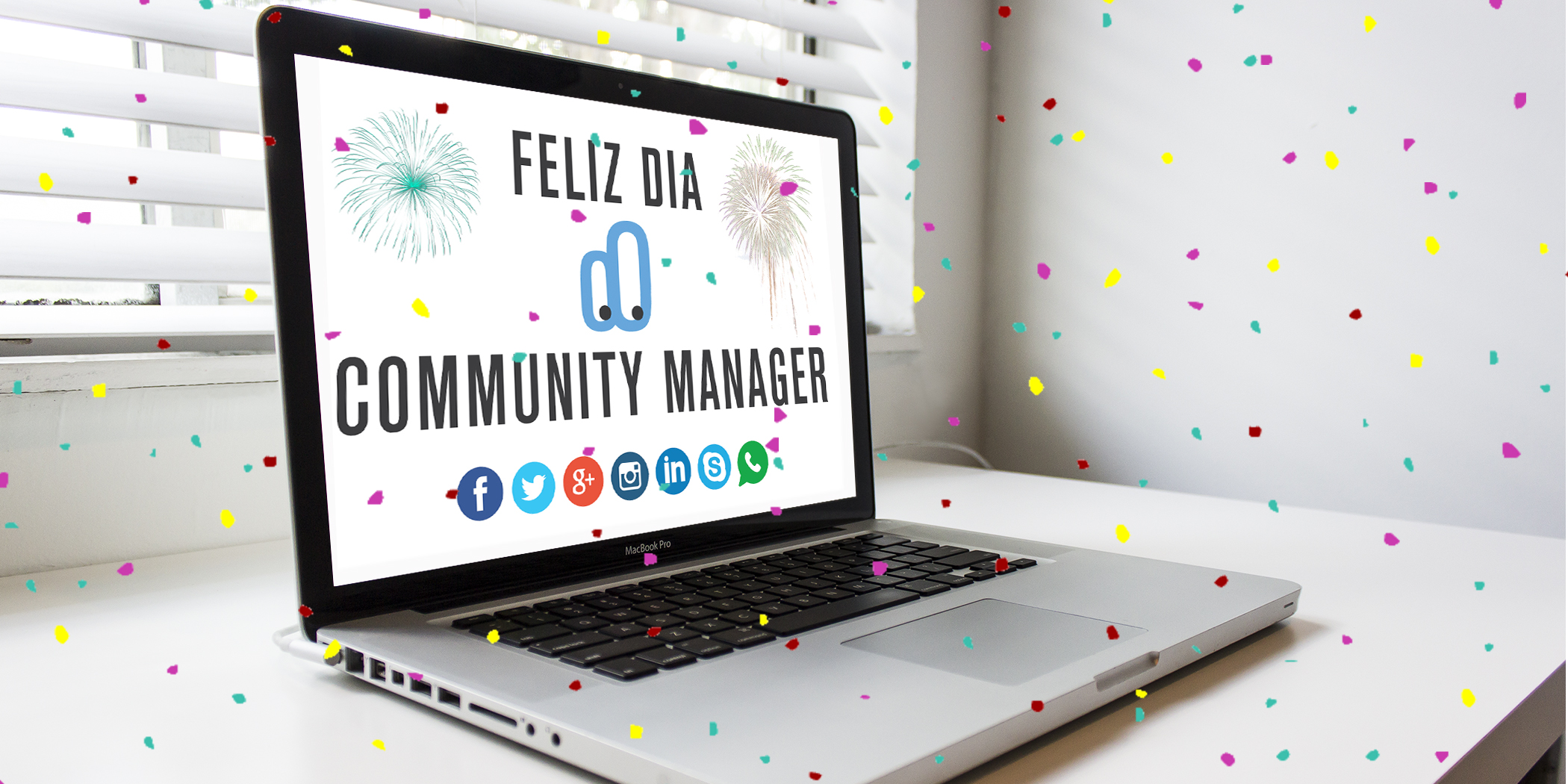 feliz dia community manager