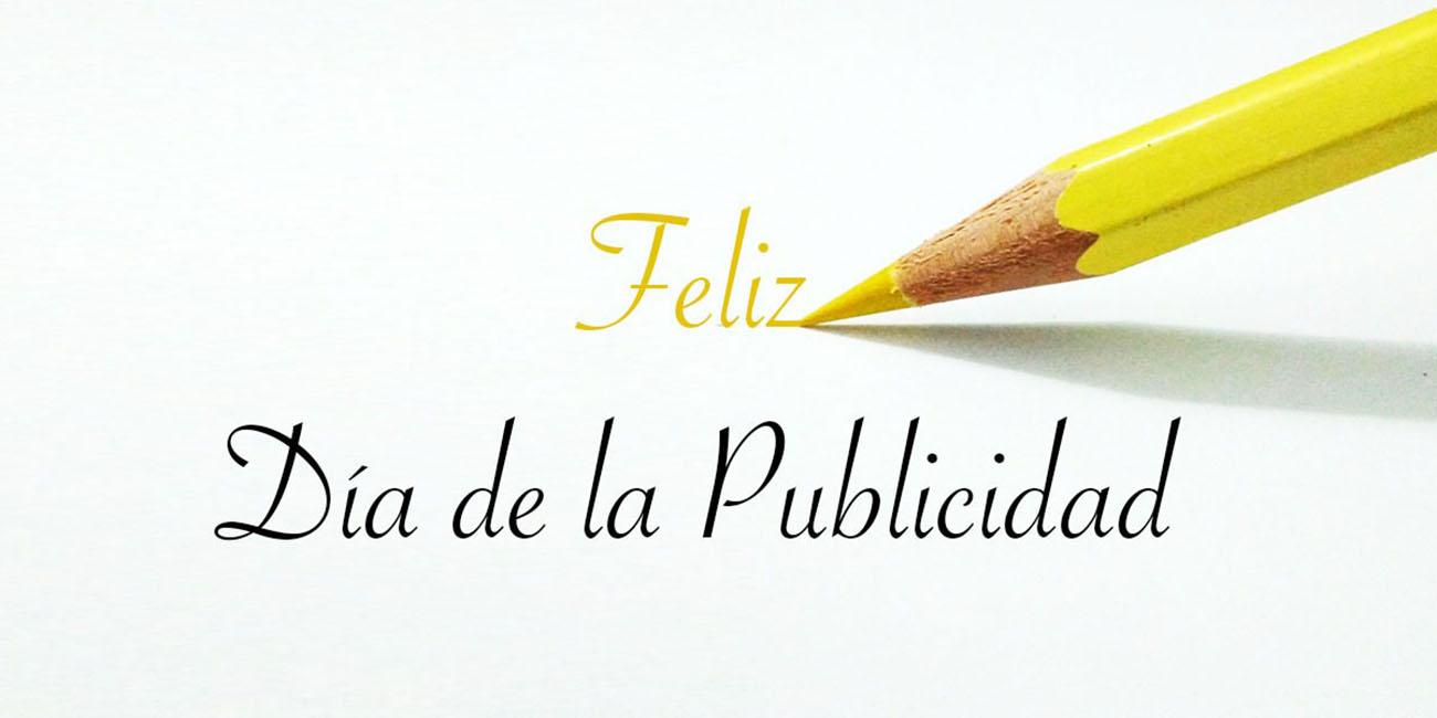 Feliz Día de la Publicidad